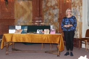 Denis Nepokoj, viša muzejska pedagoginja Pomorskog i povijesnog muzeja Hrvatskog primorja